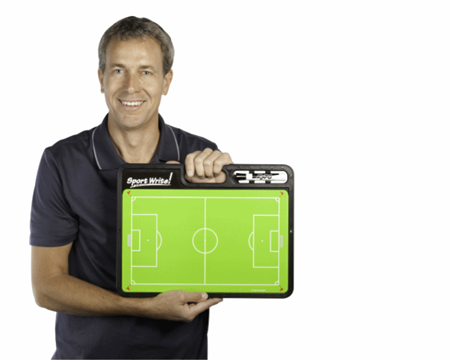 Sport Write Football Coachbord