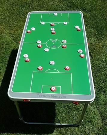 Coachbordtafel Pro120 Voetbal