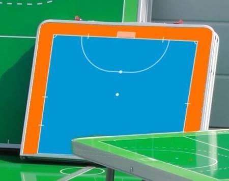 Coachtafel Pro 60 Zaalvoetbal, Futsal Coachtafel 60 x 40 cm