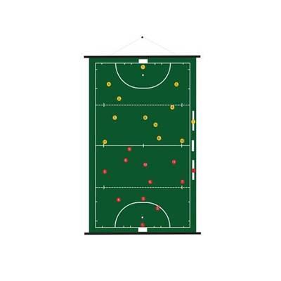 Sportec Tactics Board Football Rollable