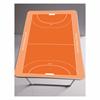 Groot Coachbord tafel Handbal 80 x 60 x 70 cm