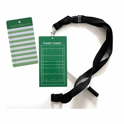 Rugby coaching tool - Rugby coachboard