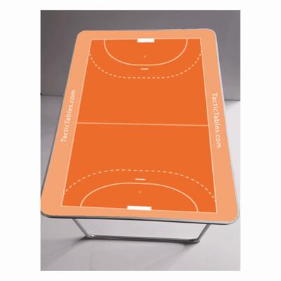 Groot Coachbord tafel Zaalhockey 80 x 60 x 70 cm