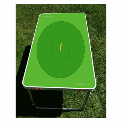 Cricket Coachbord 120 x 60 cm
