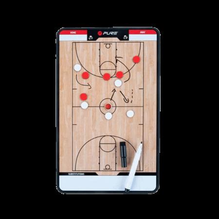 Pure2Improve Coaching bord Basketball