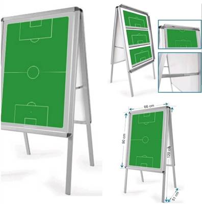 tactics flipboard Football