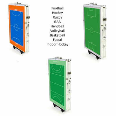 Trolley tactical coaching board various sports