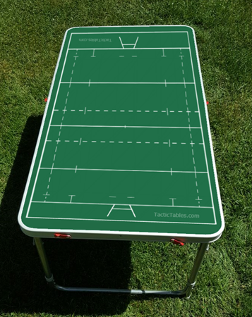 Pro 120 Rugby Tactic Board Tablet