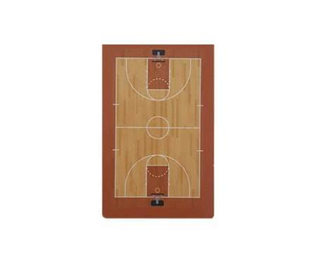 Large Coaching board tactics table Basketball 80 x 60 x 70 c