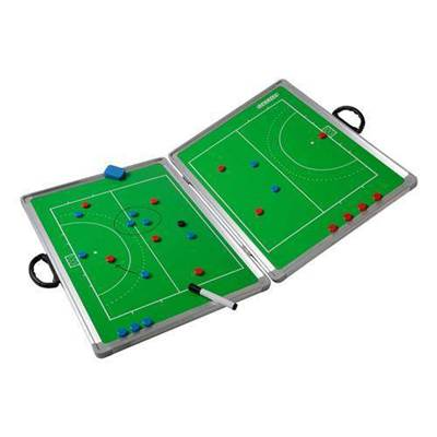 Large Foldable Magnetic Tactic Coaching Board Hockey