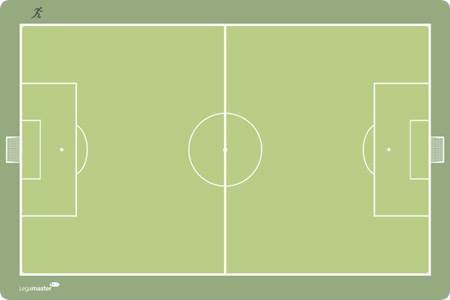 Large Football Magnetic Tactics Board