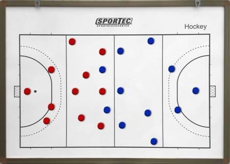 Large Magnetic Coachboard Hockey